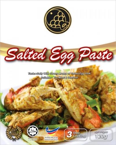 Nyolike Salted Egg Paste