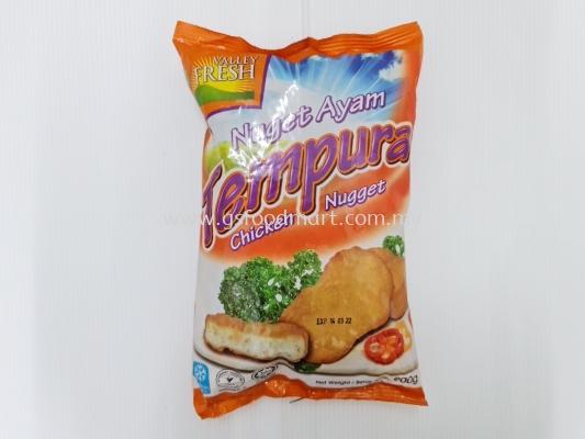 Valley Fresh Tempura Chicken Nugget 900g