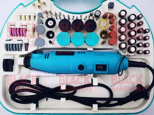 211Pcs Accessory Pencil Electric Die Straight Abrasive Grinding Sanding Clean Cut Carve Rotary Mini