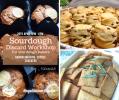 Sourdough Discard Workshop Baking Workshop Baking & Culinary