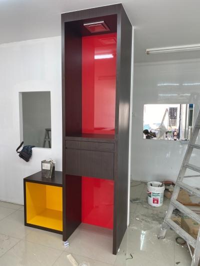 Chinese Altar Cabinet Design  & Custom Made - Perak