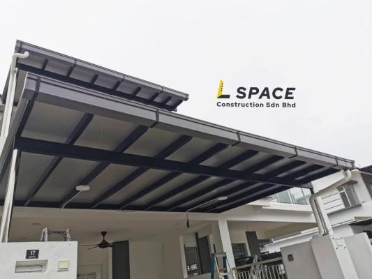 Aluminium Composite Panel / Polycarbonate / Awning Refer