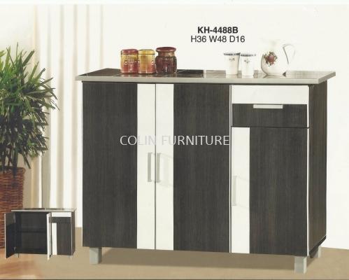 KHF4488B 4FT Low kitchen cabinet