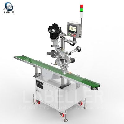 Flexcy Top Labelling Machine