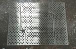 OEM Sheet Metal Works Art panel-  Door Stainless Steel OEM Sheet Metal Works