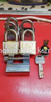 Ufo pad lock PAD LOCK
