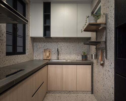 Courtyard House Semi-D Penang Interior Design Whole House Reference