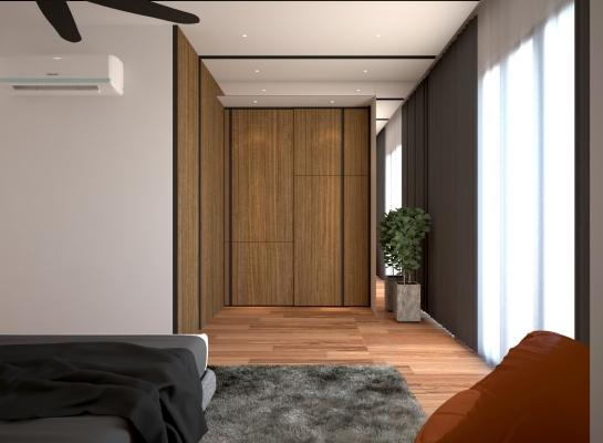 Whole House Interior Design Refer Penang -  Eco Horizon Bandar Cassia Batu Kawan