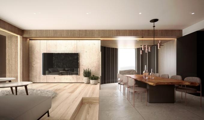 Whole House Interior Design Refer In Bungalow Tanjung Bungah Penang