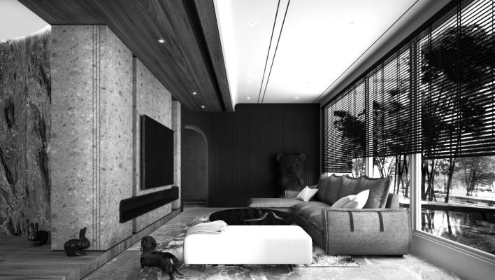 Whole House Interior Design Refer - Ettore Living @ Hillside Villa Tanjung Bungah Penang