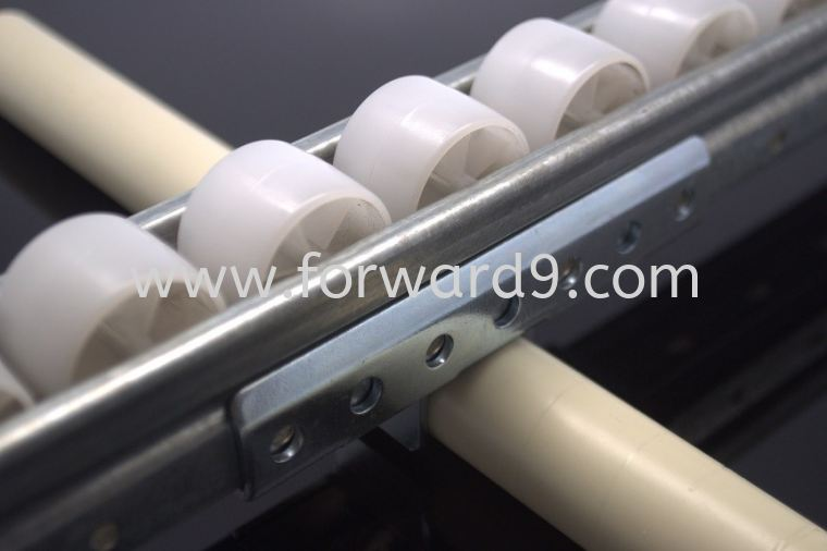 EF-2044J Mounting Support Pipe & Joint System Racking System