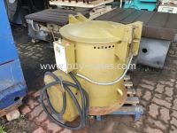 Spinning Dryer for metal parts