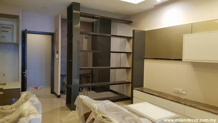 Full Renovation Design Referance @ Drosett Residences Bukit Bintang