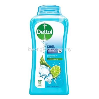 Dettol Profresh Cool Antibacterial Body Wash ��¶������ԡ¶ �������ɺͷ��ָ�ζ