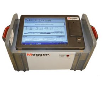 MEGGER MWA300 and MWA330A 3-Phase Ratio and Winding Resistance Analyzer