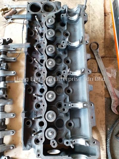 ISUZU 4HJ1 ENGINE
