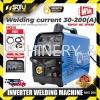 WIM EVO MIG 200 Welding Machine C/w Stanard Accessories Machine Welding Machine/Equipment
