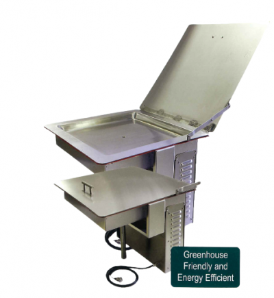 Greenplate® 300 Inbench Retrofit Unit with Welded Lid