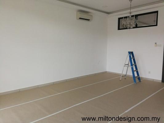Senibong Cove Interior & Exterior Full Renovation Real Refer