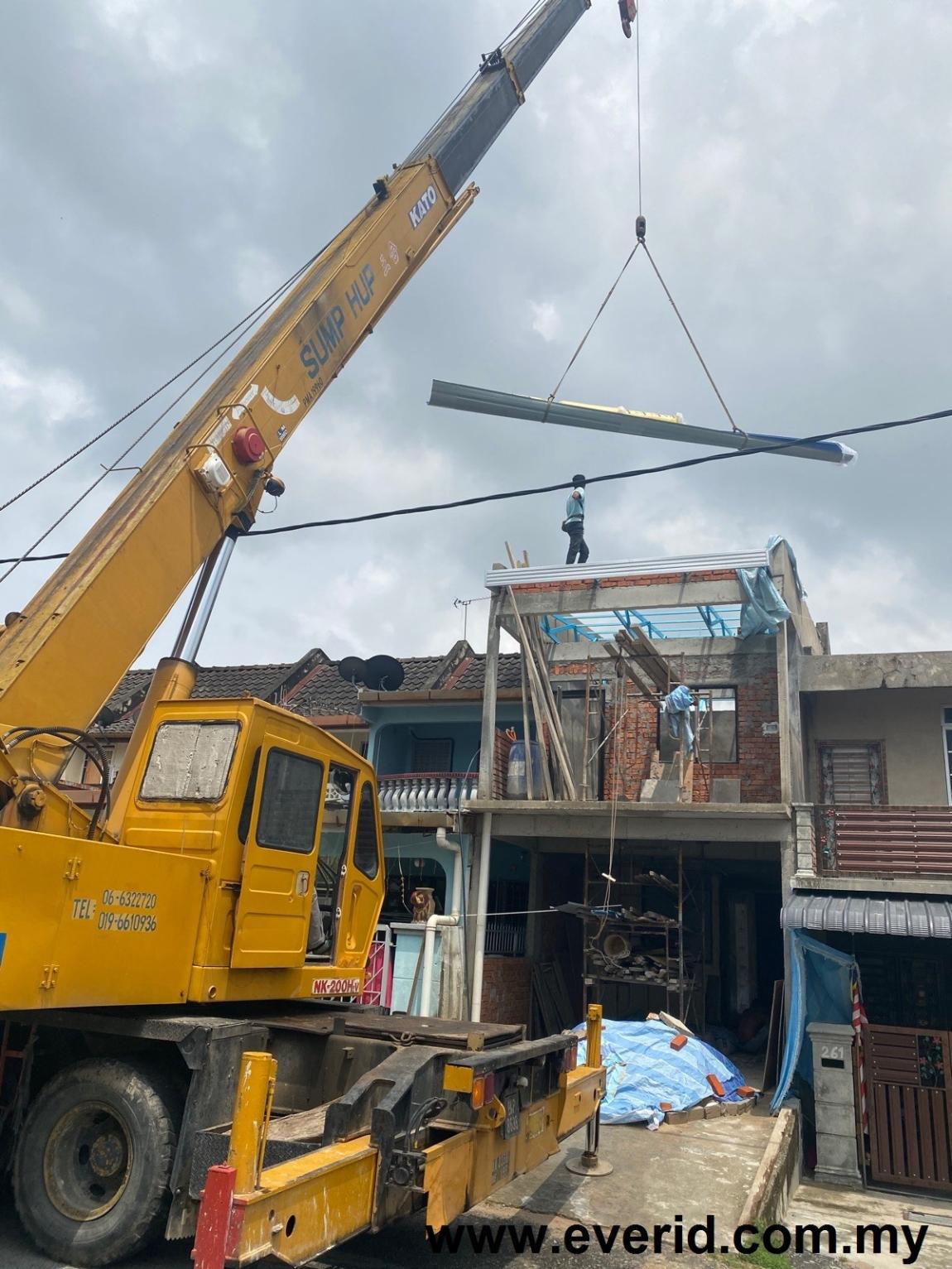 Seremban Taman Dusun Setia Double Storey Extension Renovation Refer Seremban Negeri Sembilan Whole House Interior Design & Renovation Reference