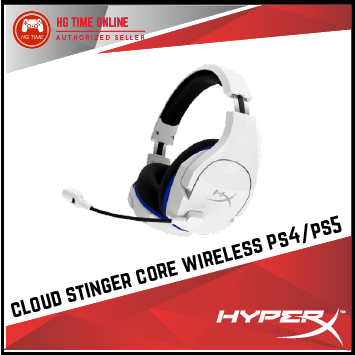 HyperX Cloud Stinger Core Wireless Gaming Headset for PS4 / PS5