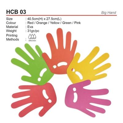 HCB 03 Big Hand