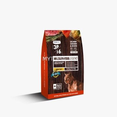 WILDERNESS CAT 6KG -SALMON,CHICKEN & BISON