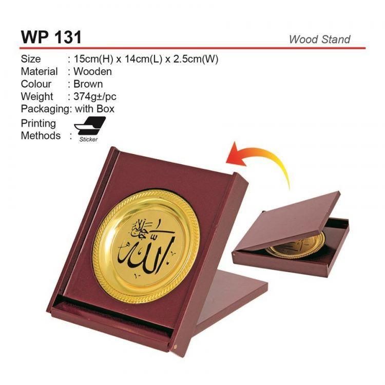 WP 131 Wood Stand