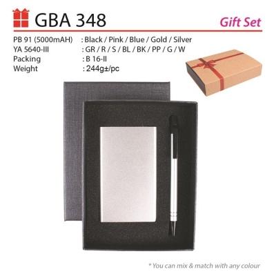 GBA 348 Gift Set