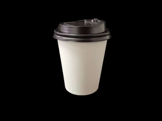 8oz Double Wall Coffee Cup