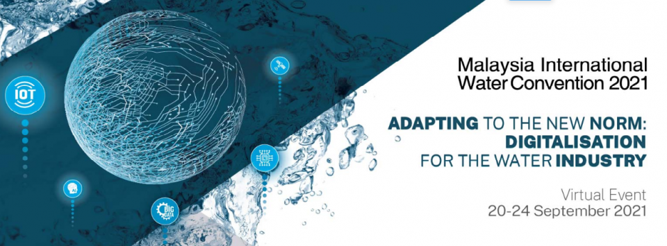 Malaysia International Water Convention 2021 September 2021