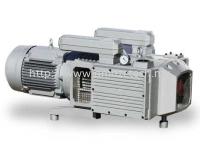 AES DV-200-E (Vacuum) Dry Rotary Vane Vacuum Pump