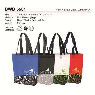 BWB 5581 Non Woven Bag (Ultrasonic)
