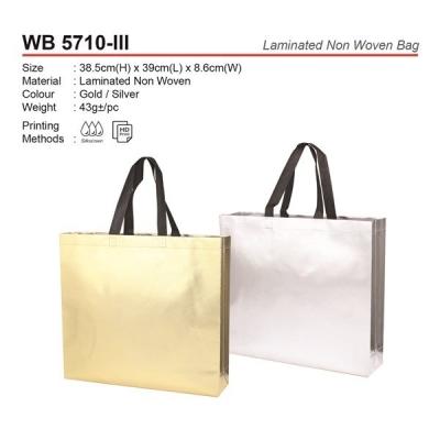 WB 5710-III Laminated Non Woven Bag