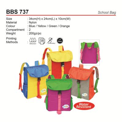 BBS 737 School Bag
