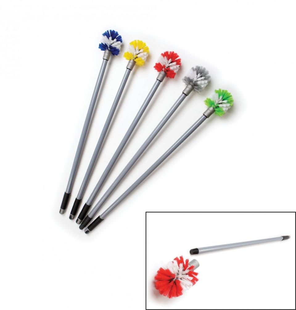 (1007) Long Handle Bowl Brush Hand Brush Series