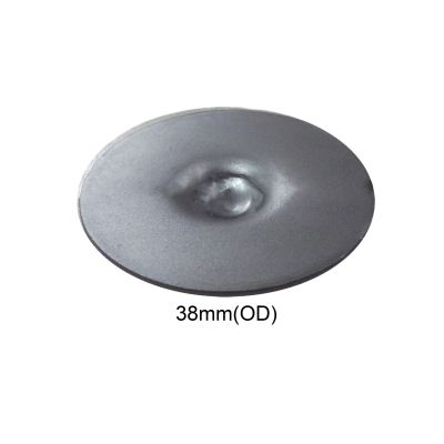 Bar Chair Round Plate - 38mm