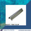 TDC Clip Ducting Accessories  Ducting and Accessories
