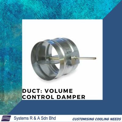 All Type Volume Control Damper