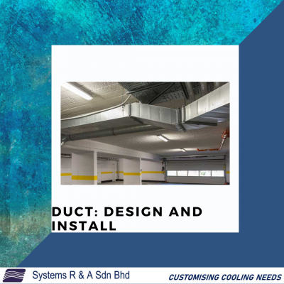 Design and installation of Duct