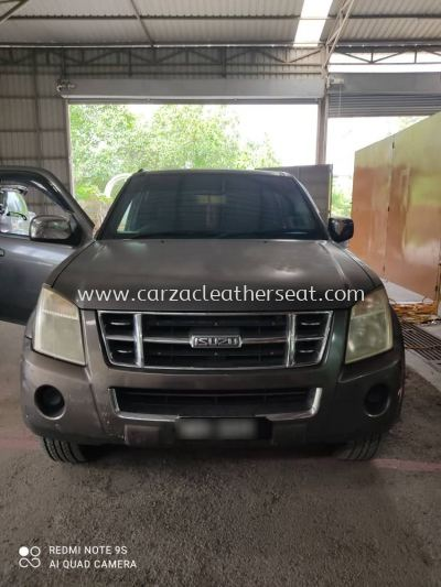 ISUZU D-MAX FULL SEAT & DOOR REPLACE SYNTHETIC LEATHER