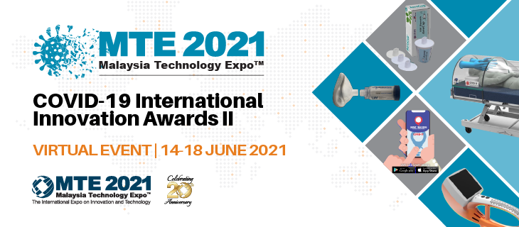 MTE 2021�C COVID-19 INTERNATIONAL INNOVATION AWARDS June 2021
