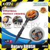 Kinshin AB02 Car Wash Rotary Round Brush 41cm Cleaning Accessories & Shampoo Cleaning Equipment