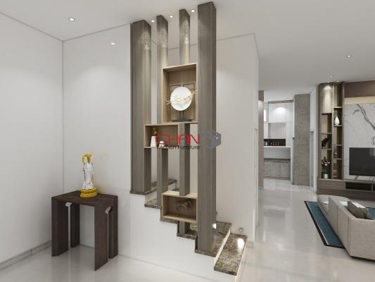 Creative Living Design Sample Of Selangor Interior Contractor