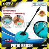 Kinshin AB05 Patio Brush 75cm Cleaning Accessories & Shampoo Cleaning Equipment
