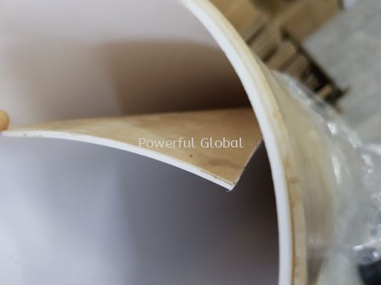 PTFE Etched One Side Sheet