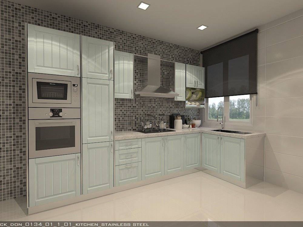 Creative Sample Of Selangor Kitchen Cabinet Shop / Contractor  (Wet Kitchen / Dry Kitchen) Wonderful Tips Kitchen Cabinet  Malaysia Reference Renovation Design