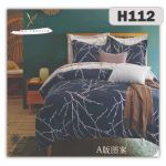 H112 - King/Queen 4in1 Fitted Sheet