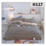 H117 - King/Queen 4in1 Fitted Sheet