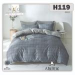 H119 - King/Queen 4in1 Fitted Sheet